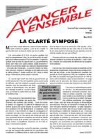 Le Journal de Communistes de Villabé