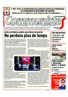 Journal CommunisteS n°678 27 avril 2017