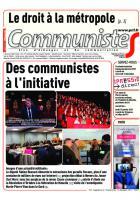 Journal CommunisteS n°705 13 décembre 2017l