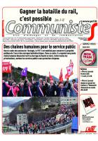 Journal CommunisteS n°720