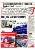 Journal CommunisteS n°723