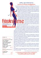 Féminisme - Communisme octobre 2012