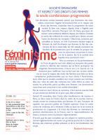 Féminisme - Communisme octobre 2013