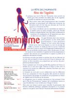 Féminisme - Communisme septembre 2012