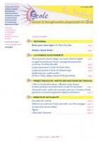 La lettre du réseau n°50 - octobre 2011