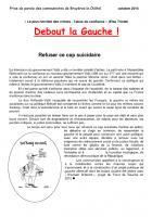 Le journal des communistes de Bruyères le Châtel