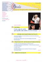 La lettre du réseau école - Janvier 2011