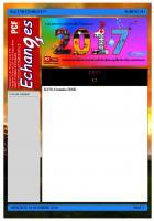 ECHANGES91 N° 243
