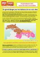 INTERCOS : UN GRAND DANGER POUR LES HABITANTS