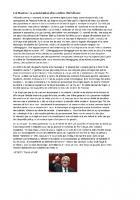 Tribune d'André Chassaigne