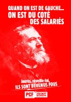 Affiche Jean JAURES