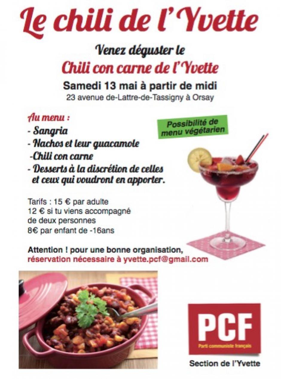 Chili de l'Yvette