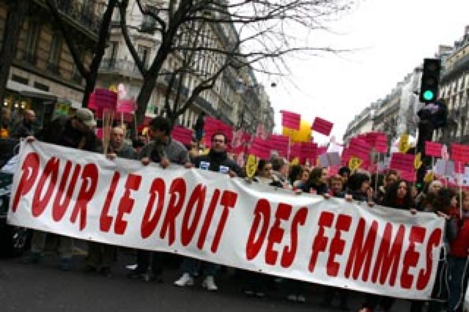 UNE JOURNEE POUR LES DROITS DES FEMMES