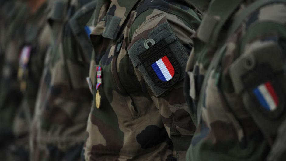 Non aux forces militaires à l'intérieur des sites du CEA