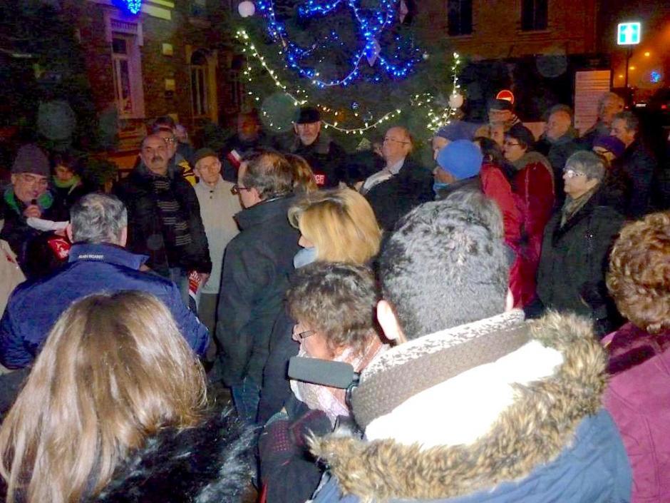 CHAMPLAN : Les communistes lancent un appel pour l'égalité des droits