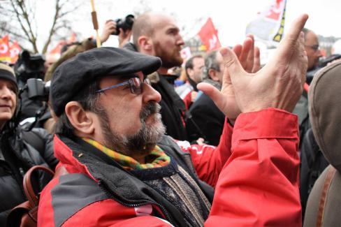 Goodyear rassemble les travailleurs