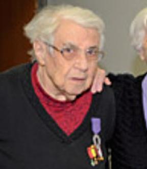 Hommage à notre camarade Odile ARRIGHI-ROGER
