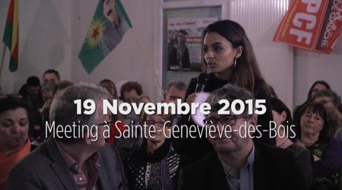 Meeting du 19 novembre
