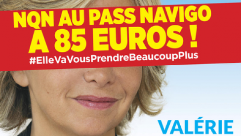 Navigo : 3€, c'est déjà trop !