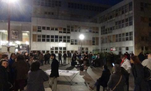 Les communistes et Nuit Debout