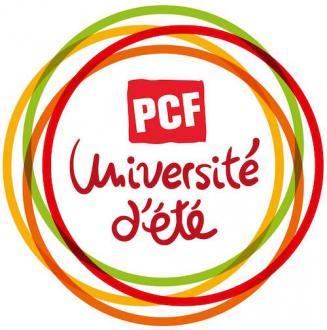DU 25 AU 27 AOÛT 2017, ANGERS ACCUEILLE L'UNIVERSITÉ D'ÉTÉ DES COMMUNISTES.